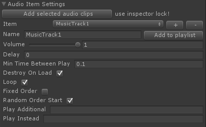 audio toolkit item screenshot
