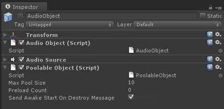 Beschreibung: C:\SVN_Repositories\UnityAssetStore\Assets\AudioToolkit\AssetStore\Screenshots\PoolableAudioObject.png