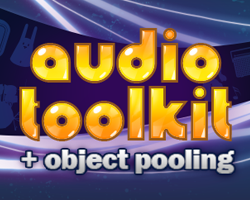 audio toolkit logo