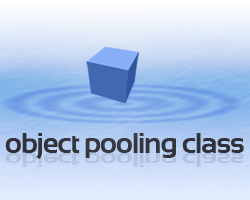 object pooling class logo